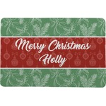 Christmas Holly Comfort Mat (Personalized)