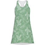 Christmas Holly Racerback Dress (Personalized)