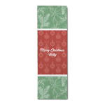 Christmas Holly Runner Rug - 3.66'x8' (Personalized)
