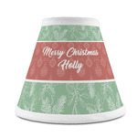 Christmas Holly Chandelier Lamp Shade (Personalized)