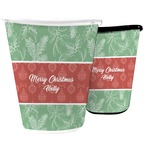 Christmas Holly Waste Basket (Personalized)
