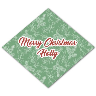 Christmas Holly Graphic Decal - Custom Sizes (Personalized)