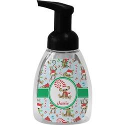 Christmas Monkeys Foam Soap Dispenser (Personalized)