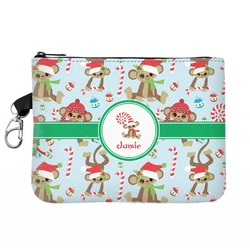 Christmas Monkeys Golf Accessories Bag (Personalized)
