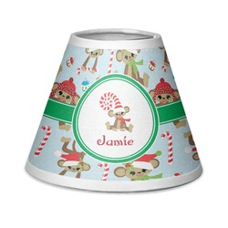 Christmas Monkeys Chandelier Lamp Shade (Personalized)