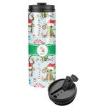 Christmas Monkeys Stainless Steel Tumbler (Personalized)