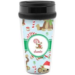 Christmas Monkeys Travel Mug (Personalized)
