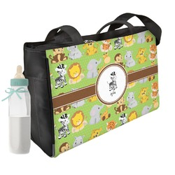 Safari Diaper Bag (Personalized)