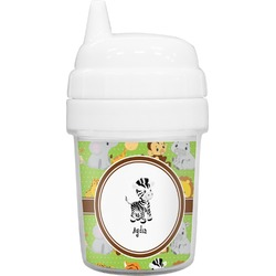 Safari Baby Sippy Cup (Personalized)
