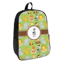 Safari Kids Backpack (Personalized)