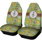 Safari Car Seat Covers (Set of Two) (Personalized)