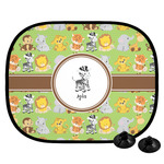 Safari Car Side Window Sun Shade (Personalized)