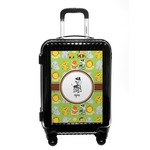 Safari Carry On Hard Shell Suitcase (Personalized)