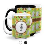 Safari Coffee Mugs (Personalized)