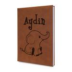 Safari Leatherette Journal (Personalized)