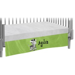 Safari Crib Skirt (Personalized)