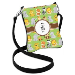 Safari Cross Body Bag - 2 Sizes (Personalized)