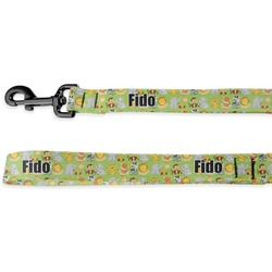 Safari Deluxe Dog Leash (Personalized)
