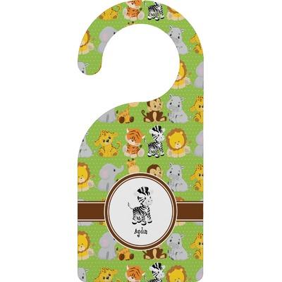 Safari Door Hanger (Personalized)