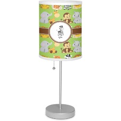 "Safari 7"" Drum Lamp with Shade (Personalized)"
