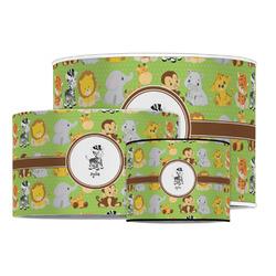 Safari Drum Lamp Shade (Personalized)