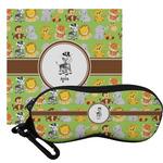 Safari Eyeglass Case & Cloth (Personalized)