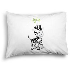 Safari Pillow Case - Standard - Graphic (Personalized)