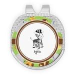 Safari Golf Ball Marker - Hat Clip