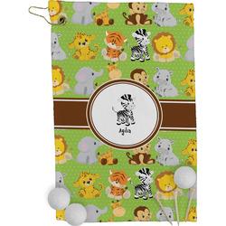 Safari Golf Towel - Full Print (Personalized)