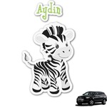 Safari Graphic Car Decal (Personalized)