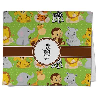 Safari Kitchen Towel - Full Print (Personalized)