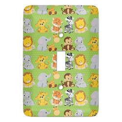Safari Light Switch Covers - Multiple Toggle Options Available (Personalized)