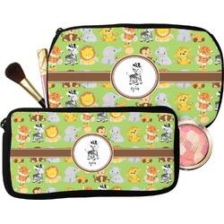 Safari Makeup / Cosmetic Bag (Personalized)