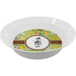 Safari Melamine Bowl - 12 oz (Personalized)