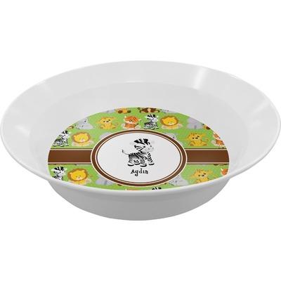 Safari Melamine Bowls (Personalized)