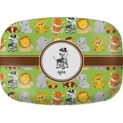 Safari Melamine Platter (Personalized)