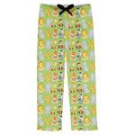 Safari Mens Pajama Pants (Personalized)