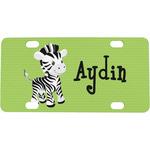 Safari Mini / Bicycle License Plate (Personalized)