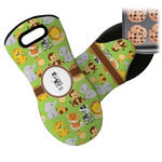 Safari Neoprene Oven Mitt (Personalized)