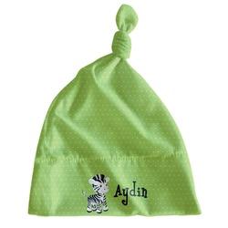Safari Newborn Hat - Knotted (Personalized)