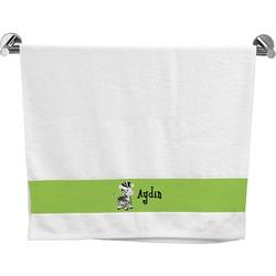 Safari Bath Towel (Personalized)