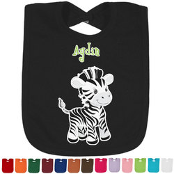 Safari Bib - Select Color (Personalized)
