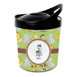 Safari Plastic Ice Bucket (Personalized)