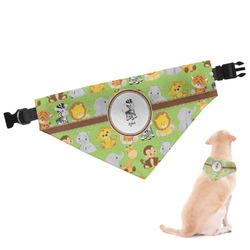 Safari Dog Bandana (Personalized)