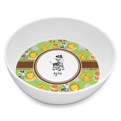 Safari Melamine Bowl - 8 oz (Personalized)