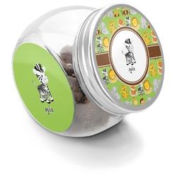 Safari Puppy Treat Jar (Personalized)