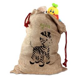 Safari Santa Sack (Personalized)