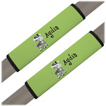 Safari Seat Belt Covers (Set of 2) (Personalized)