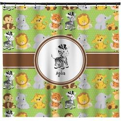 Safari Shower Curtain (Personalized)