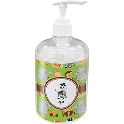 Safari Acrylic Soap & Lotion Bottle (Personalized)